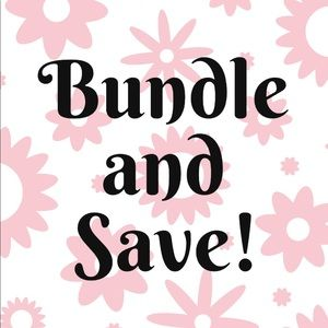 Other - Bundle and save!😊